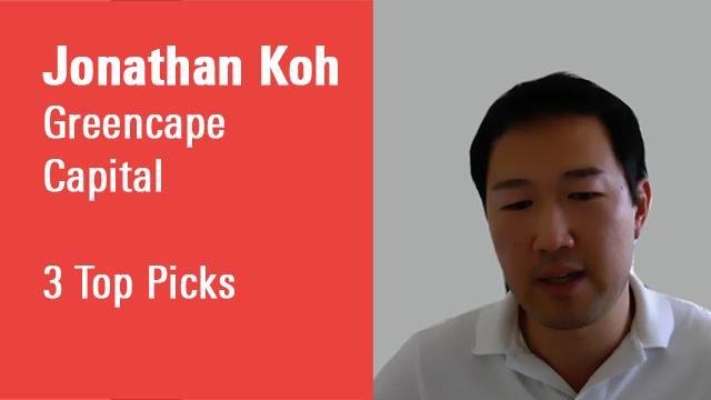 Greencape's three top picks