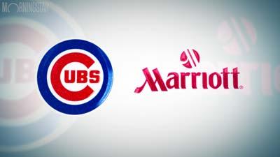 Chicago Cubs + Marriott Logo