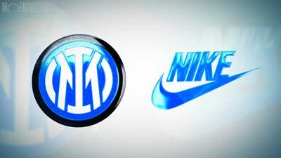 Inter Milan + Nike Logo