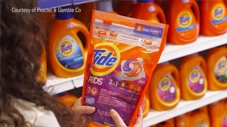 P&G's Strategy Gaining Traction as Sales Rise