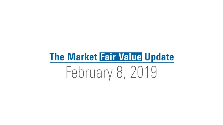 Stock Market Fairly Valued After 2019 Rebound