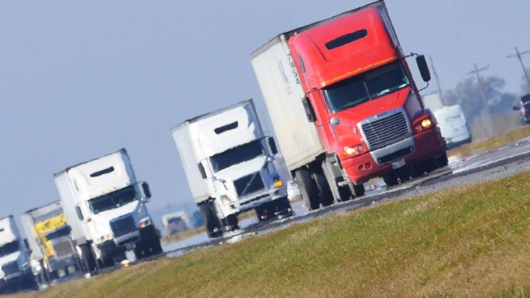 A Look Back and Forward in Trucking