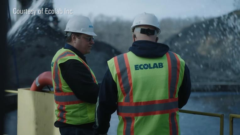 Profits Will Be Flowing at Ecolab