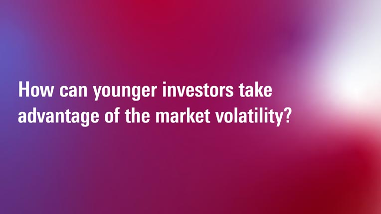 How Can Younger Investors Take Advantage of Volatility?