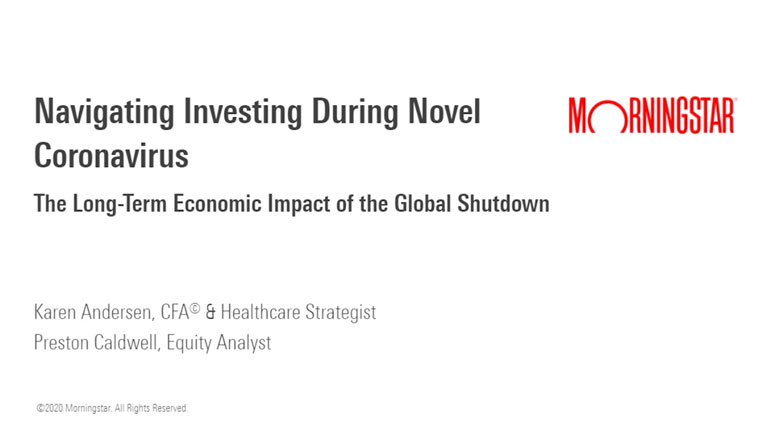 Morningstar Talks COVID-19 Economic Impact, Vaccines